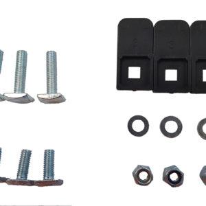 t-bolt kit components